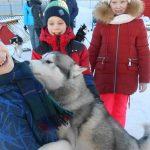 Активный отдых с детьми в Вологде